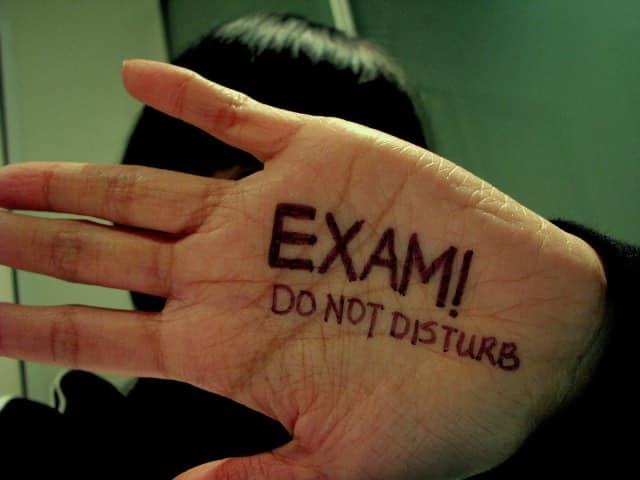 exam whatsapp dp