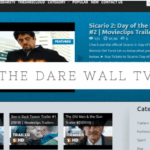 Dare Wall TV