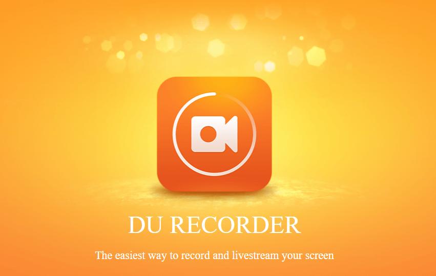 DU recorder for pc