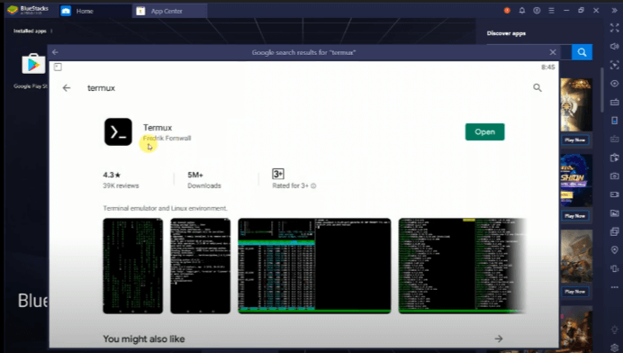 Termux app download