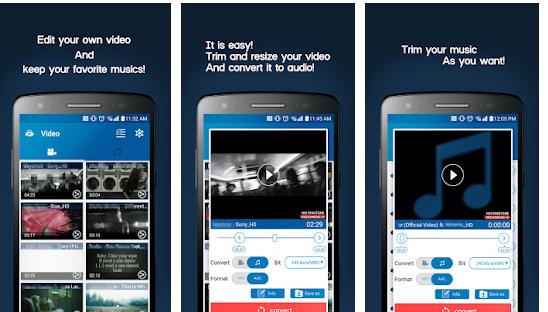 video mp3 converter app